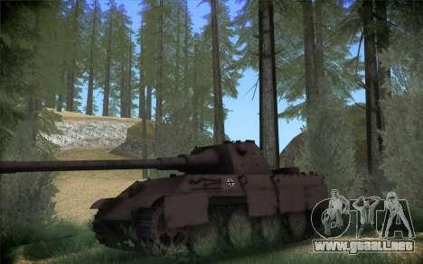 Panther II para GTA San Andreas left