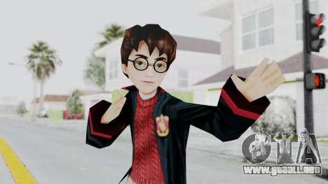 Harry Potter para GTA San Andreas