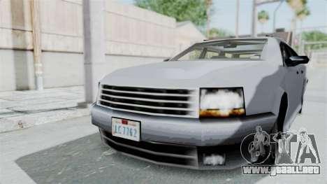 GTA LCS Sindacco Argento v2 para GTA San Andreas