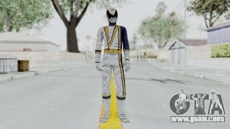 Power Rangers S.P.D - Omega para GTA San Andreas segunda pantalla