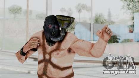 Manhunt 2 - Gimp Bouncer para GTA San Andreas
