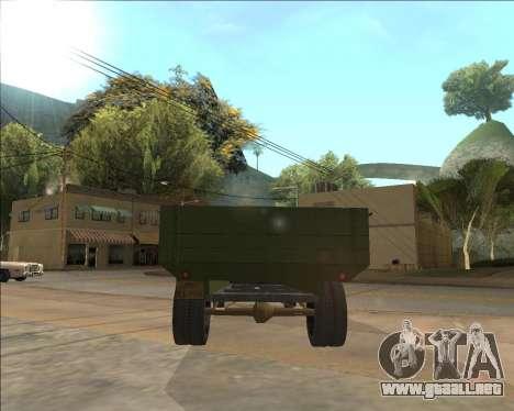 GAZ AA Camión para la visión correcta GTA San Andreas