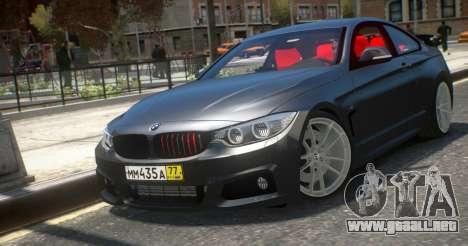 BMW 435i Coupe para GTA 4
