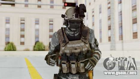 Battery Online Soldier 5 v1 para GTA San Andreas
