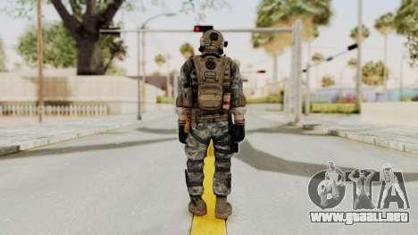 Battery Online Soldier 1 v2 para GTA San Andreas tercera pantalla