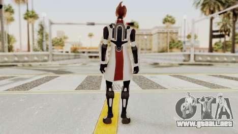 Mass Effect 2 Mordin Solus para GTA San Andreas tercera pantalla