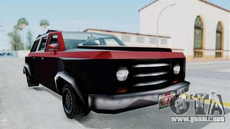 VCS Gang Rancher para la visión correcta GTA San Andreas
