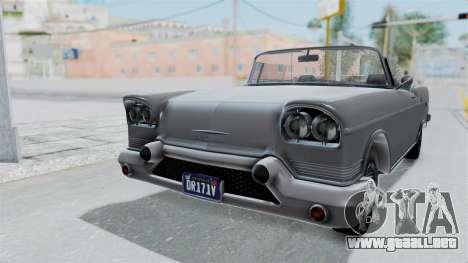 GTA 5 Declasse Tornado No Hifi and Hydro para la visión correcta GTA San Andreas