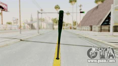 Nail Baseball Bat v1 para GTA San Andreas segunda pantalla