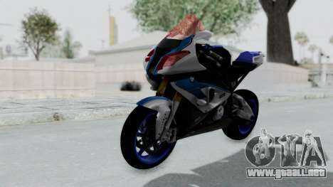 BMW S1000RR HP4 para GTA San Andreas