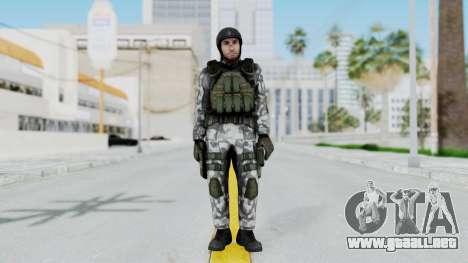 Black Mesa - HECU Marine v3 para GTA San Andreas segunda pantalla