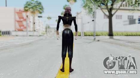 Daniella para GTA San Andreas tercera pantalla