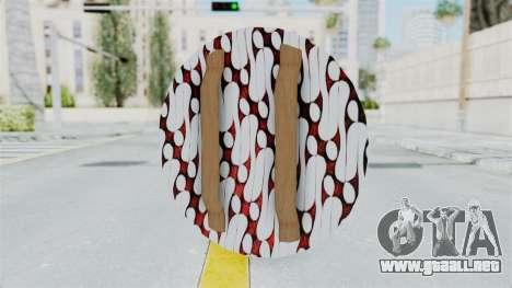 SpiderMan Indonesia Version Shield para GTA San Andreas segunda pantalla