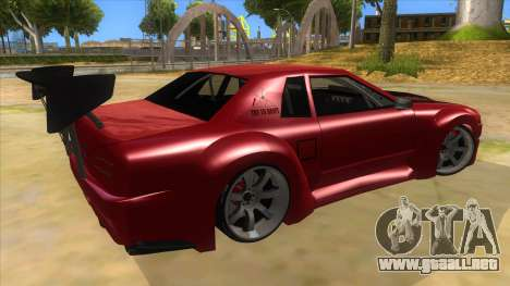 Elegy Tio Sam Style para la visión correcta GTA San Andreas