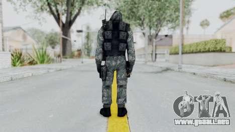 Hodeed SAS 5 para GTA San Andreas tercera pantalla