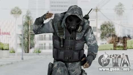 Hodeed SAS 5 para GTA San Andreas