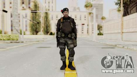 Battery Online Soldier 2 para GTA San Andreas segunda pantalla