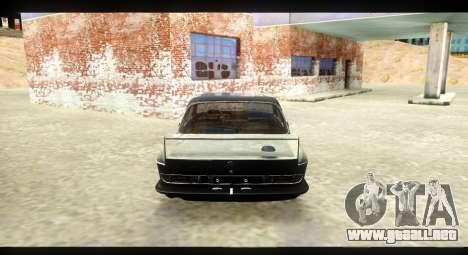 BMW 3.0 CSL para la visión correcta GTA San Andreas