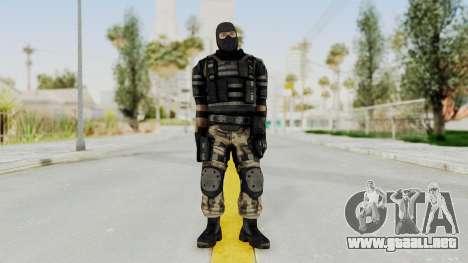 F.E.A.R. 2 - Soldier para GTA San Andreas segunda pantalla