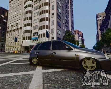Lada Kalina para GTA 4 visión correcta