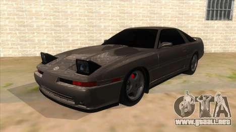 Toyota Supra 2.5Gt 1992 para GTA San Andreas