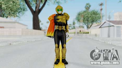 Kamen Rider Beast Falco para GTA San Andreas segunda pantalla