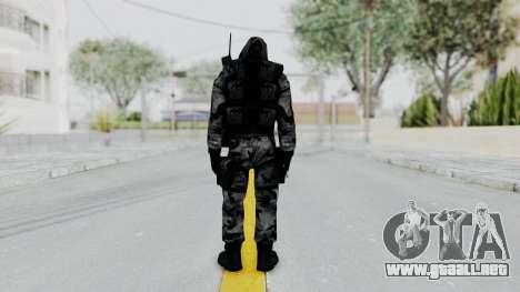 Hodeed SAS 3 para GTA San Andreas tercera pantalla