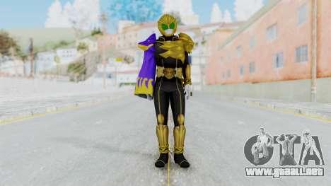 Kamen Rider Beast Dolphi para GTA San Andreas segunda pantalla