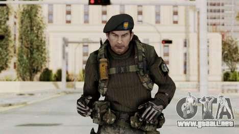 Battery Online Soldier 2 para GTA San Andreas