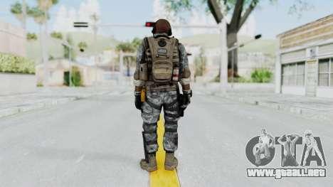 Battery Online Soldier 6 v1 para GTA San Andreas tercera pantalla