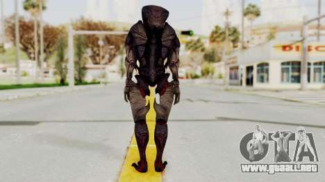 Mass Effect 3 Collector Trooper para GTA San Andreas tercera pantalla