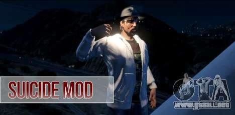 Single Player Suicide para GTA 5