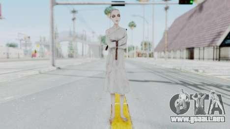 Alice LBL Asylum Returns para GTA San Andreas segunda pantalla