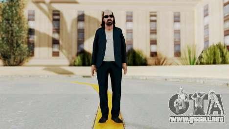 Kane And Lynch 2 - Lynch 1st Mission para GTA San Andreas segunda pantalla