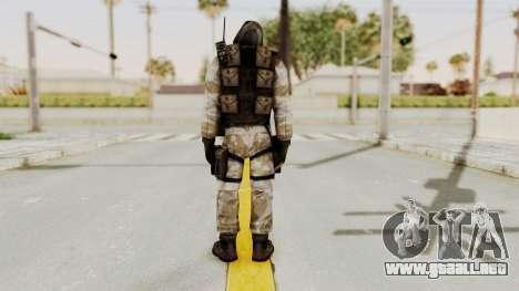 Hodeed SAS 10 para GTA San Andreas tercera pantalla