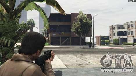 GTA 5 TAR-21 tercera captura de pantalla