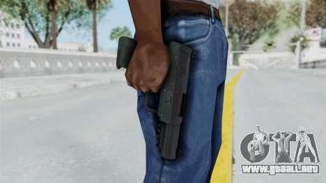 FN57 para GTA San Andreas tercera pantalla