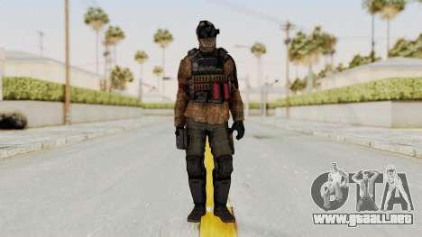 CoD AW KVA Shotgun para GTA San Andreas segunda pantalla