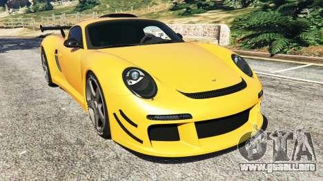 Ruf CTR3 v1.1 para GTA 5