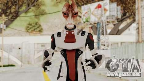 Mass Effect 2 Mordin Solus para GTA San Andreas