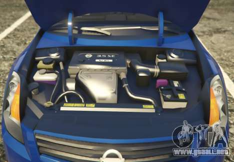 Nissan Altima 3.5SE para GTA 5