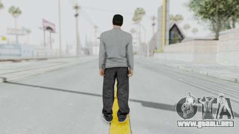 Lowriders Custom Classics DLC Male para GTA San Andreas tercera pantalla