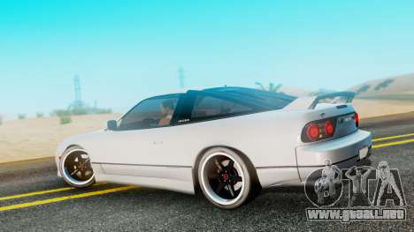 Nissan 180SX Type X para GTA San Andreas