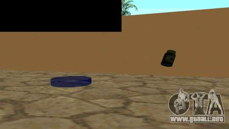 Reemplazar los iconos y salvar vidas para GTA San Andreas tercera pantalla