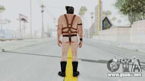 Manhunt 2 - Gimp Bouncer para GTA San Andreas tercera pantalla