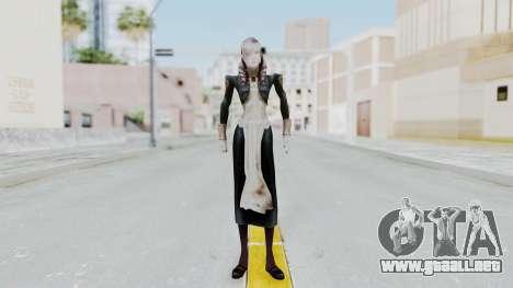 Daniella para GTA San Andreas segunda pantalla