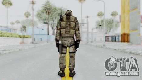 Hodeed SAS 8 para GTA San Andreas tercera pantalla