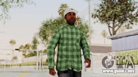 GTA 5 Families Gang Mamber 3 para GTA San Andreas