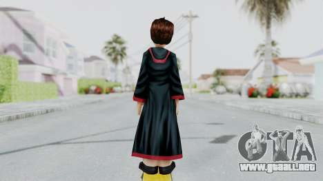 Harry Potter para GTA San Andreas tercera pantalla