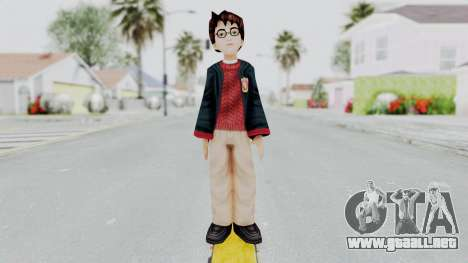Harry Potter para GTA San Andreas segunda pantalla